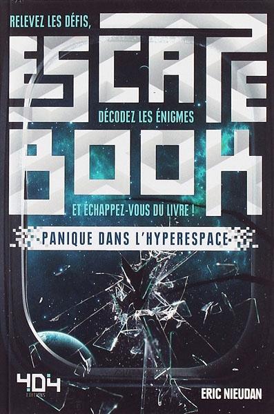 Escape Book - Panique dans l'Hyperespace pas cher