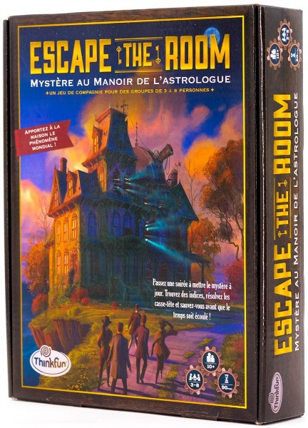Escape The Room - Mystère au Manoir de l'Astrologue pas cher