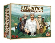 Expedition : Congo River 1884