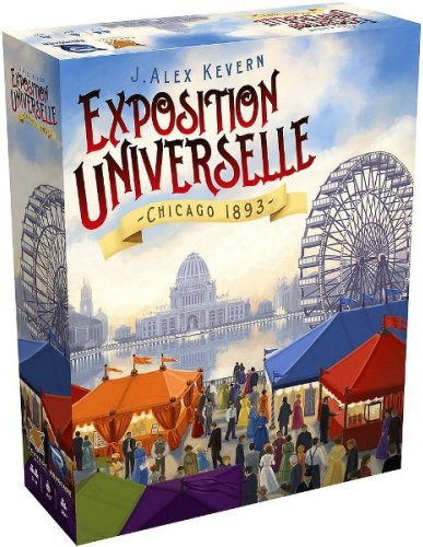 Exposition Universelle - Chicago 1893 pas cher