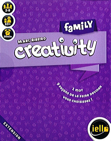 Creativity : Extension Family pas cher