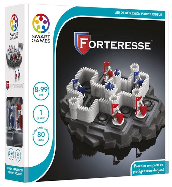forteresse jeux de soci t smart games boutique. Black Bedroom Furniture Sets. Home Design Ideas