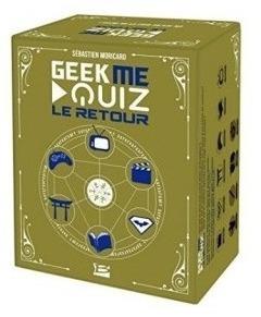 Geek Me Quiz - Le Retour pas cher