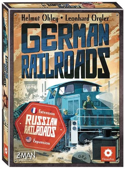 German Railroads : Extension Russian Railroads