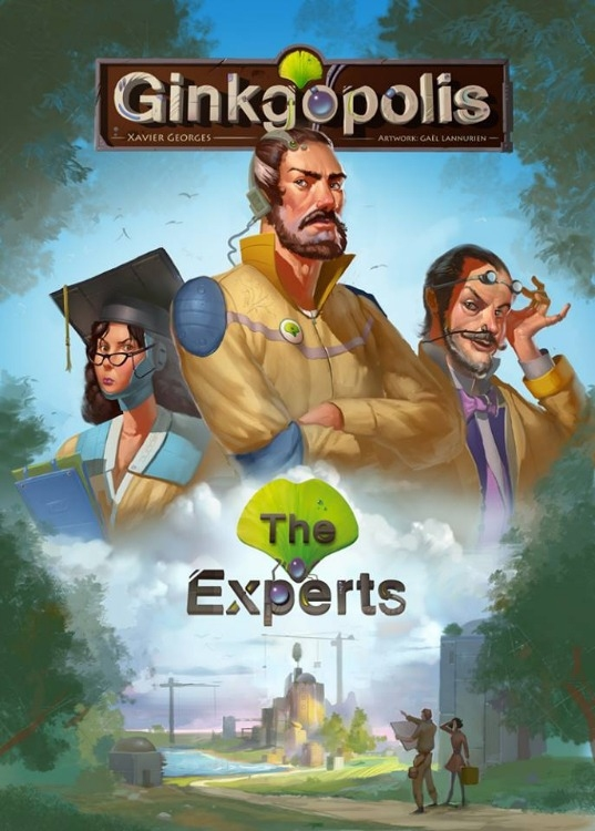 Ginkgopolis - The Experts pas cher
