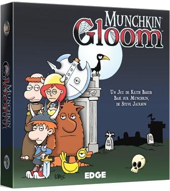 Gloom Munchkin pas cher