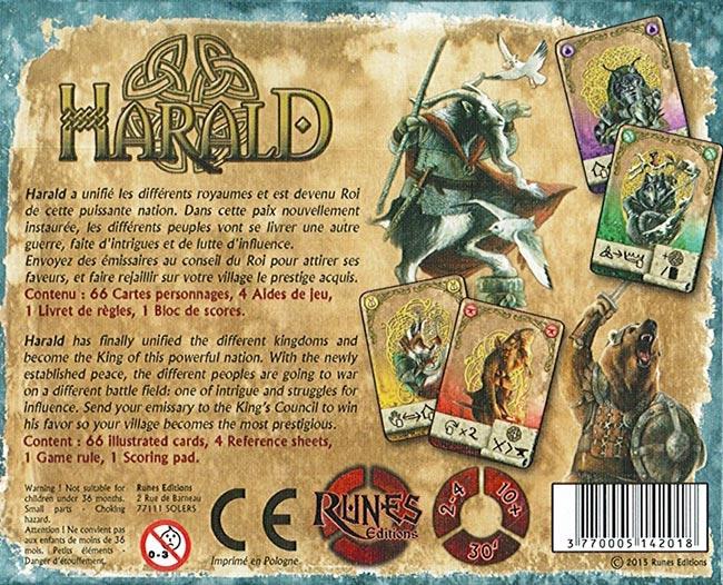 Harald-back