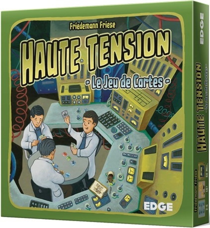 Haute Tension - Le Jeu de Cartes pas cher