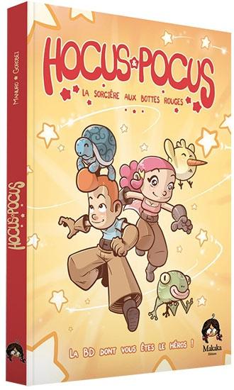 Hocus&Pocus - Une BD dont vous êtes le Héros