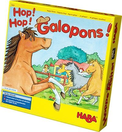 Hop Hop Galopons! pas cher