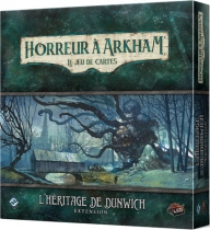 Horreur à Arkham JCE : L\'Héritage de Dunwich