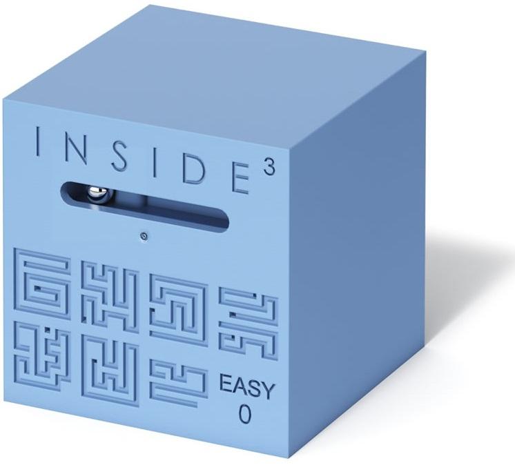 Inside 3 Bleu Easy Série 0 pas cher