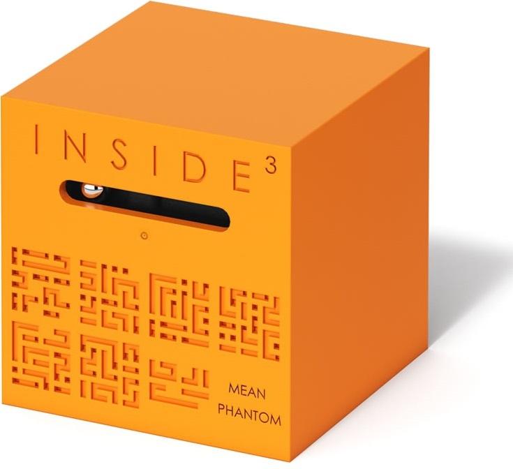 Inside 3 Orange Mean Phantom pas cher