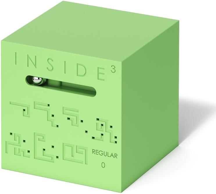 Inside 3 Vert Regular Série 0