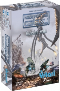 Invasion Xeno (Race for the Galaxy) pas cher