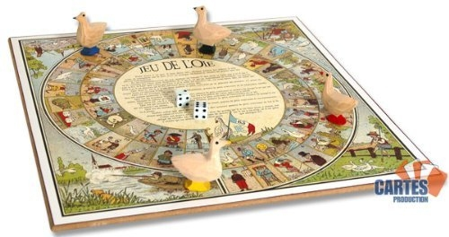 Jeu de l\'Oie Traditionnel