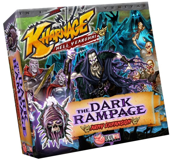Kharnage : Dark Rampage Extension pas cher