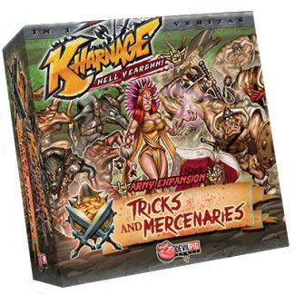 Kharnage :Tricks & Mercenaries Extension pas cher