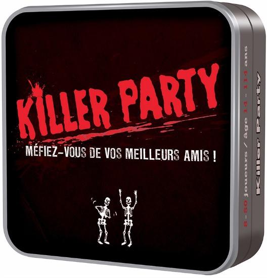 Killer Party pas cher