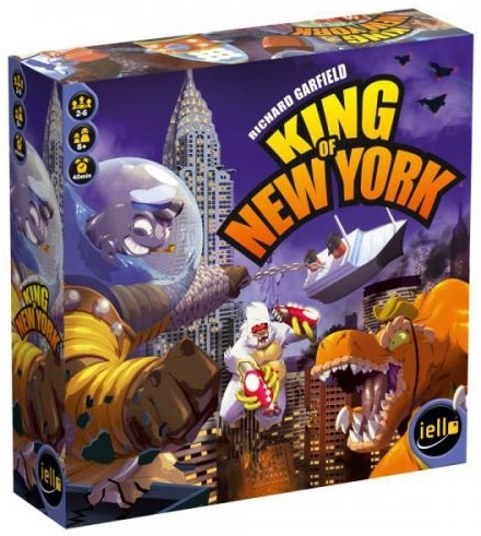 King of New York pas cher