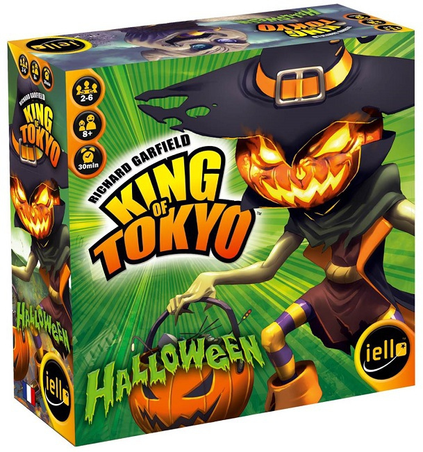 King of Tokyo : Halloween pas cher