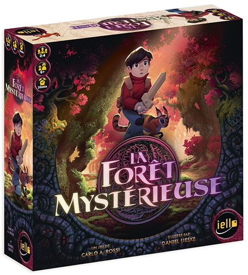 La Forêt Mystérieuse pas cher