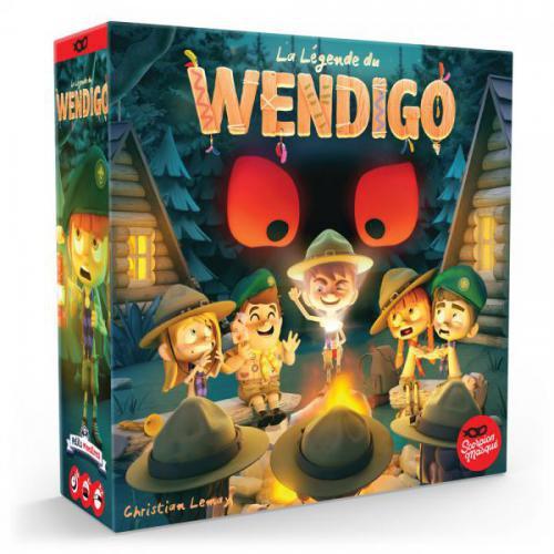 La légende du Wendigo pas cher