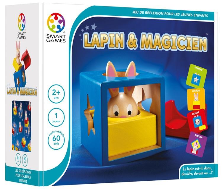 Lapin et Magicien