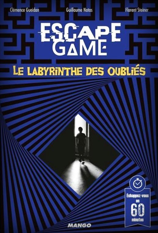 Le Labyrinthe des Oubliés - Escape Game Book pas cher