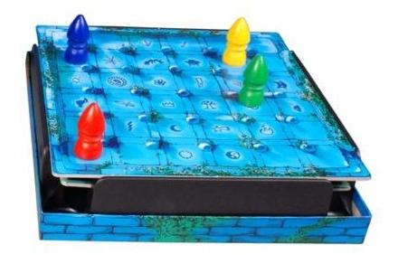 Labyrinthe magique  Jeu de société pour enfant en famille  Gigamic