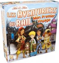 Les Aventuriers du Rail Europe : Mon Premier Voyage