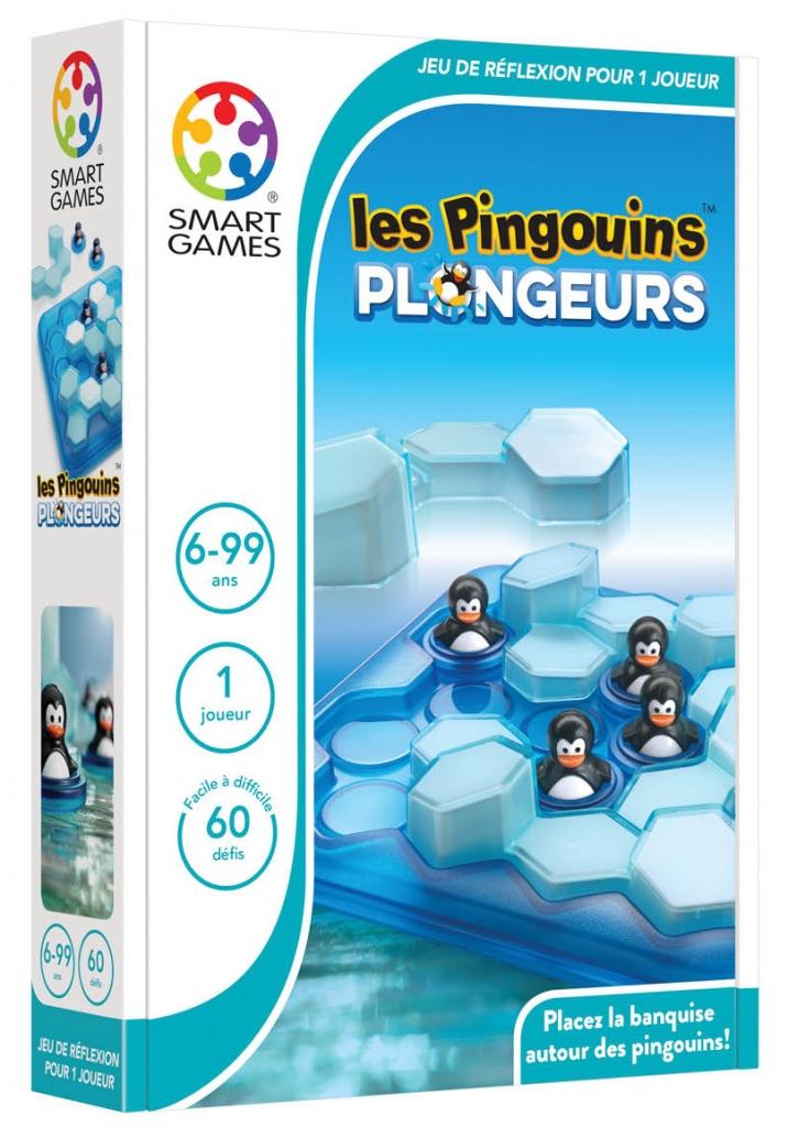 Les Pingouins Plongeurs pas cher