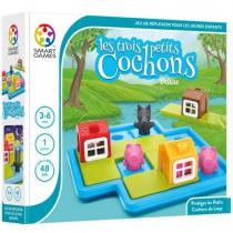 Les Trois Petits Cochons Deluxe - Smart Games