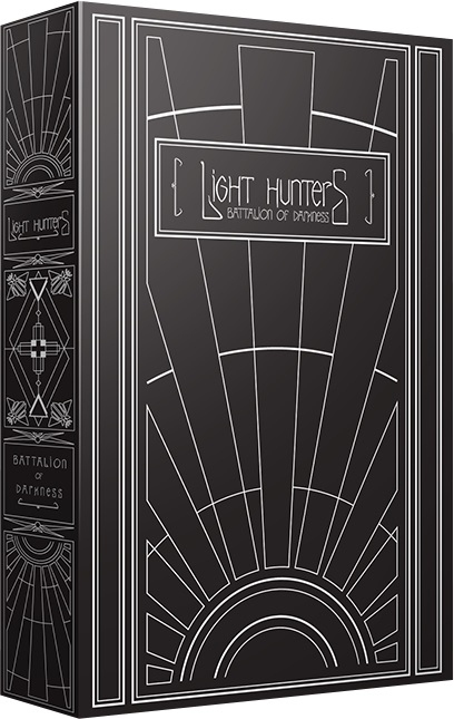 Light Hunters - Battalion of Darkness pas cher