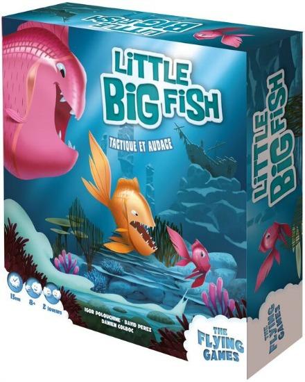 Little Big Fish pas cher
