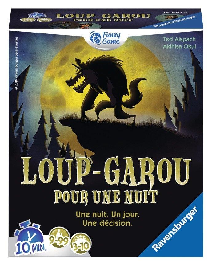 Loup-Garou Pour Une Nuit - Edition 2016 pas cher