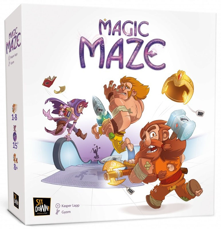 Magic Maze pas cher