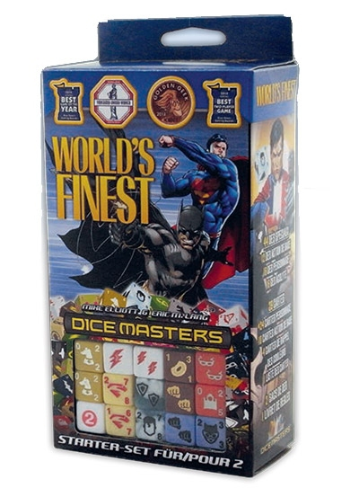 Marvel Dice Masters - World\'s Finest - Starter VF