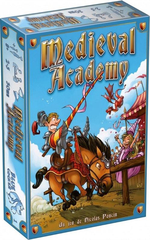 Medieval Academy pas cher