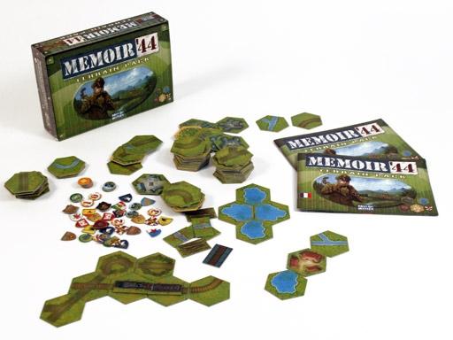 Mémoire 44 - Terrain Pack