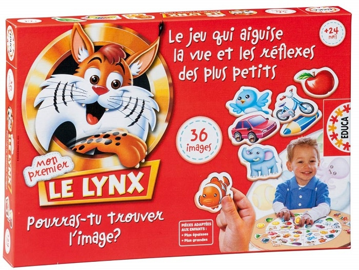 Mon Premier Le Lynx pas cher