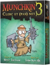 Munchkin 3 : Clerc et Pas Net
