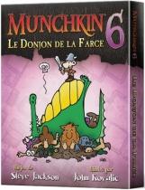 Munchkin 6 : Le Donjon de la Farce