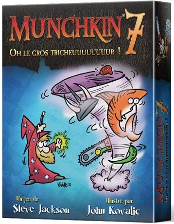 Munchkin 7 : Oh le Gros Tricheur ! pas cher