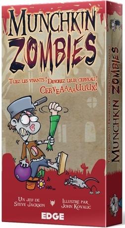 Munchkin Zombies pas cher