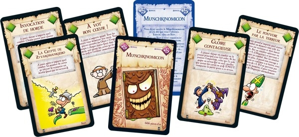 Munchkinomicon_cartes