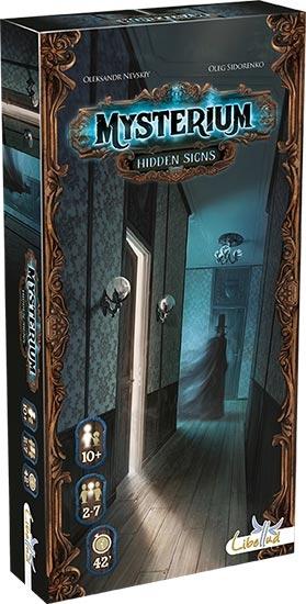 Mysterium : Hidden Signs pas cher