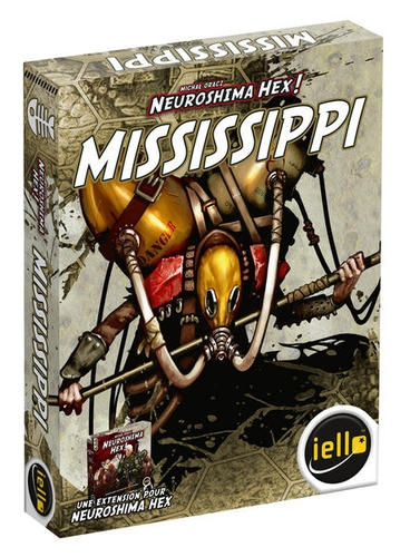 Neuroshima Hex : Army pack - Mississippi pas cher