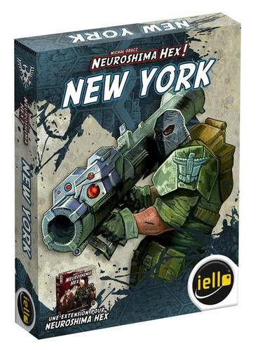 Neuroshima Hex : Army pack - New York pas cher