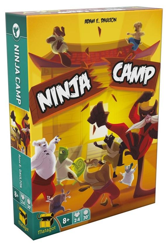 Ninja Camp pas cher